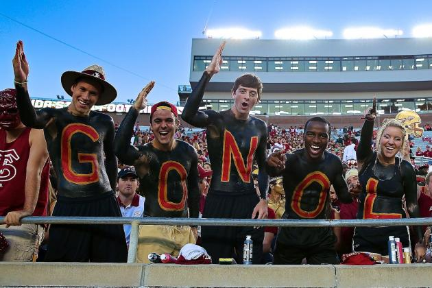 Police Kicked Out Record Number of Fans Before Florida State Win over Miami