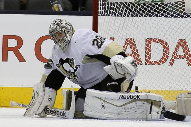 Fleury's Early Season Play with Penguins May Sway Team Canada