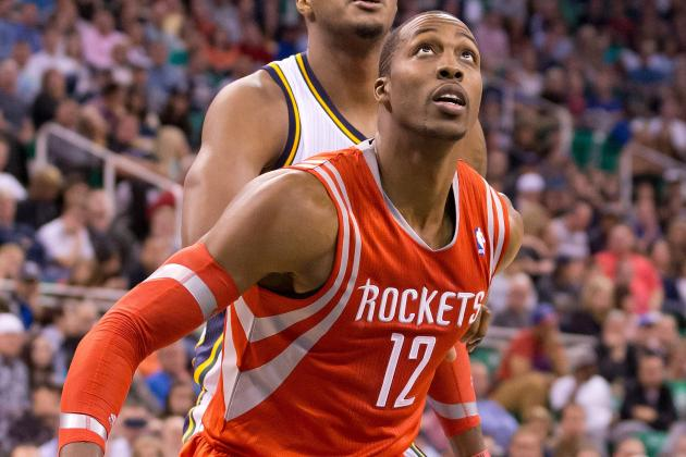 Dwight Howard Is a Happy Houston Rocket