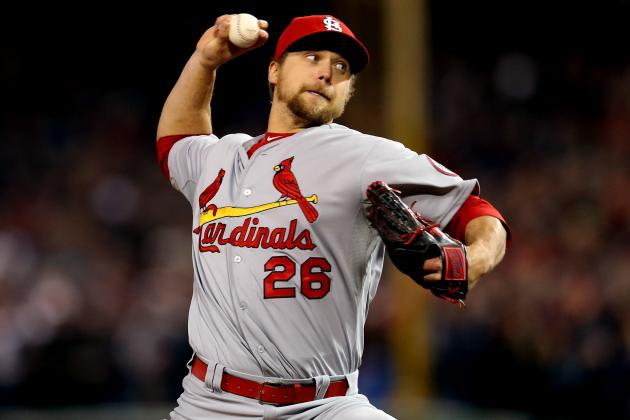 Matheny: Rosenthal Will Start 2014 as Cards' Closer