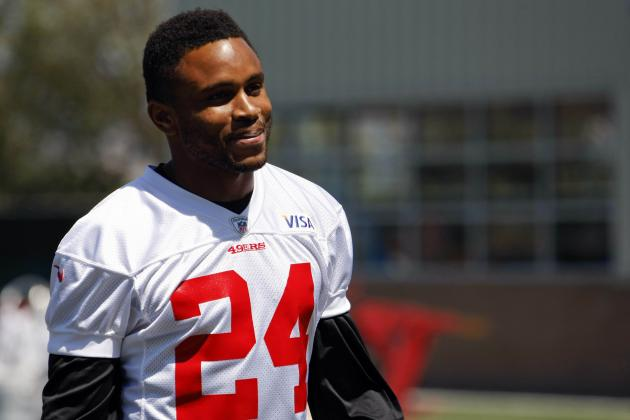 Report: 49ers Plan to Cut Asomugha Today