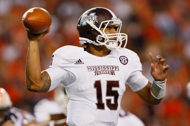 Mississippi State QB Dak Prescott's Mother Passes Away