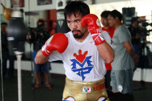 Pacquiao vs. Rios: Pac-Man Must Win to Keep Floyd Mayweather Fight Alive