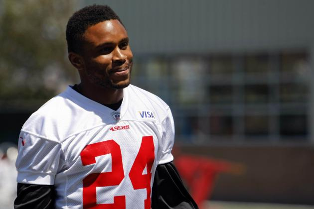 Nnamdi Asomugha on His Way out of San Francisco