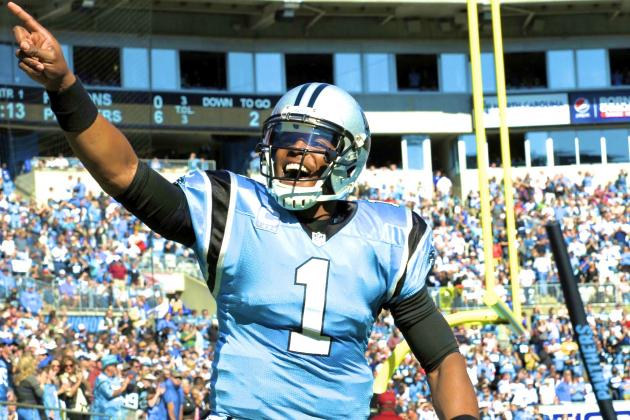 Is Cam Newton Finally Becoming the QB We've All Been Waiting For?