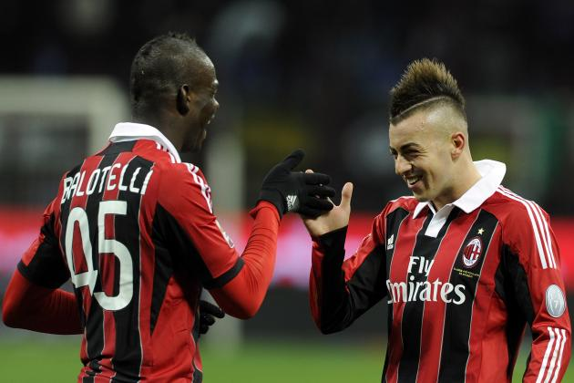 Stephan El Shaarawy or Mario Balotelli: Who Is More Important to AC Milan?