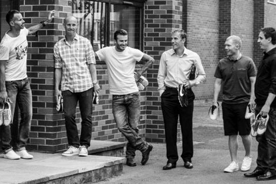 David Beckham Reveals Release of Documentary About Man United's 'Class of '92'