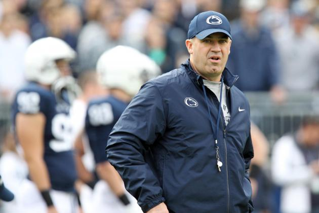 Penn State Football: Never Fear, Bill O'Brien Doesn't Lose 2 Games in a Row