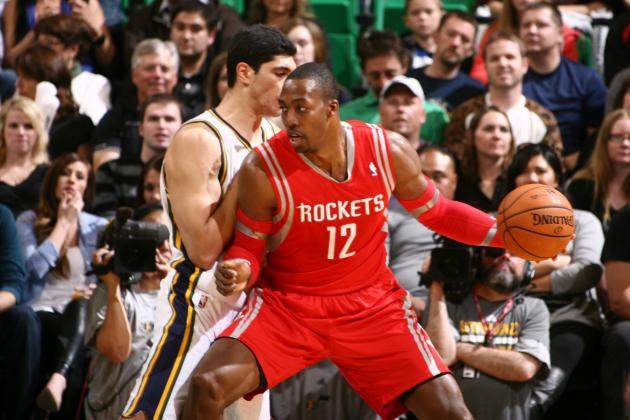 Dwight Howard Does Not Need to Be an Elite Scoring Threat for Houston Rockets