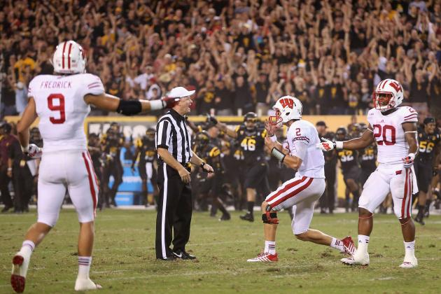 How Would We View Wisconsin If Pac-12 Refs Hadn't Screwed Badgers at ASU?