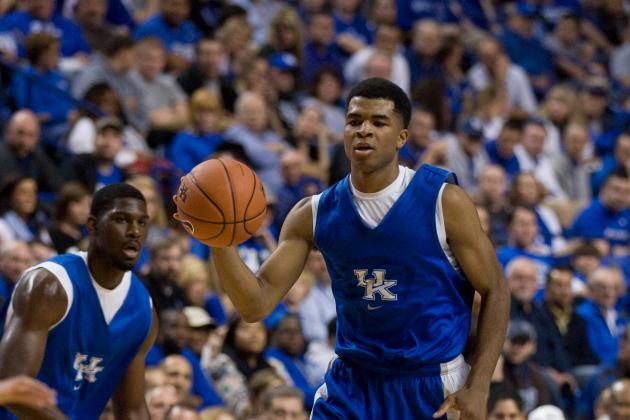 Andrew Harrison Out vs. Montevallo