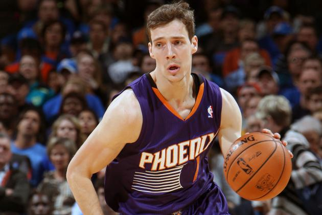 Dragic Expected to Miss 2 Games for Ankle Sprain