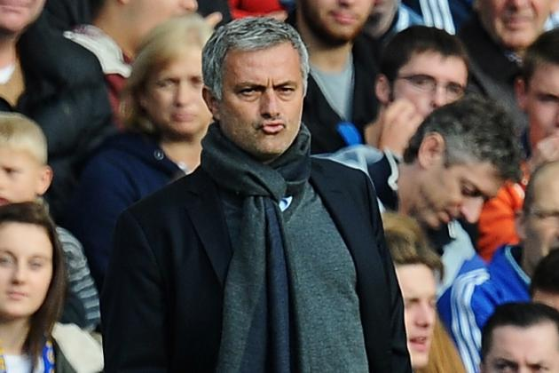 Are Chelsea's Untouchables No Longer Untouchable Under Hard-Line Jose Mourinho?