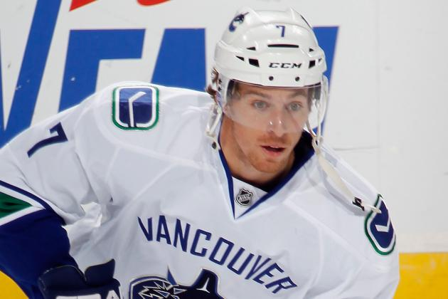 Canucks' Booth Sent to Utica on Conditioning Assignment