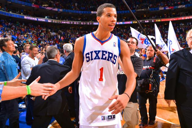 76ers Rookie Michael Carter-Williams Named Eastern Conference Player of the Week