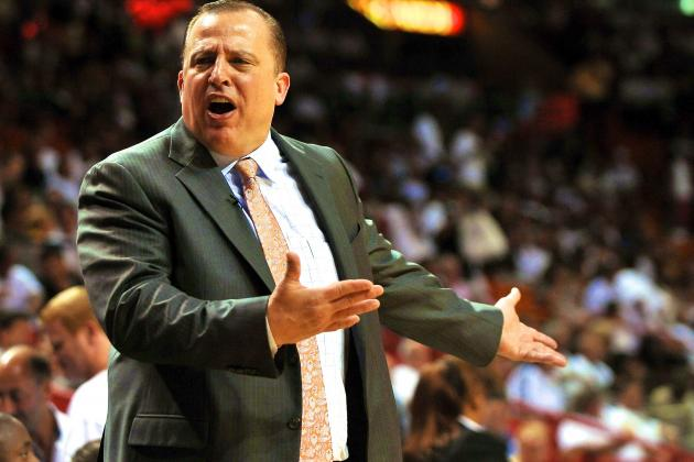Report: Chicago Bulls Front Office Trying to Influence Tom Thibodeau's Rotation