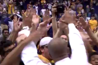 "LSU Releases ""The Future Is Now"" Hype Video For Basketball Season"