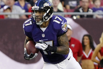 Tandon Doss: Week 12 Fantasy Outlook