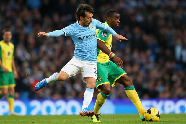 Is David Silva the Man to Lead Manchester City to Champions League Glory?