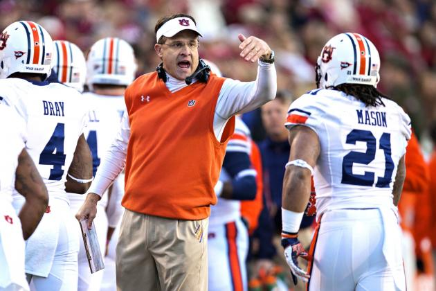 Should Auburn Be on Upset Alert on the Road at Tennessee?