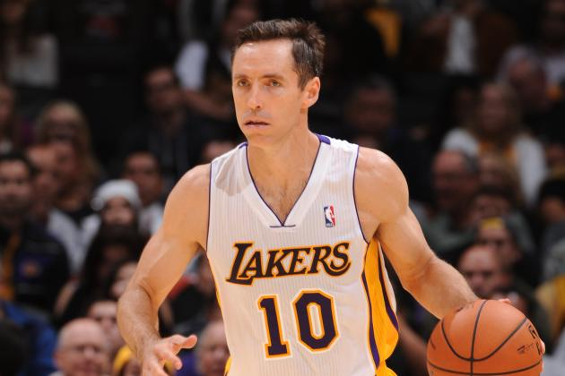 NBA Trade Rumors: Lakers Shouldn't Hesitate to Trade Steve Nash