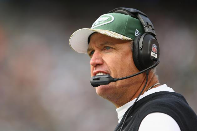 Rex Ryan on an NFL Coach's Hours and Stresses: 'We Just Think It's Normal'