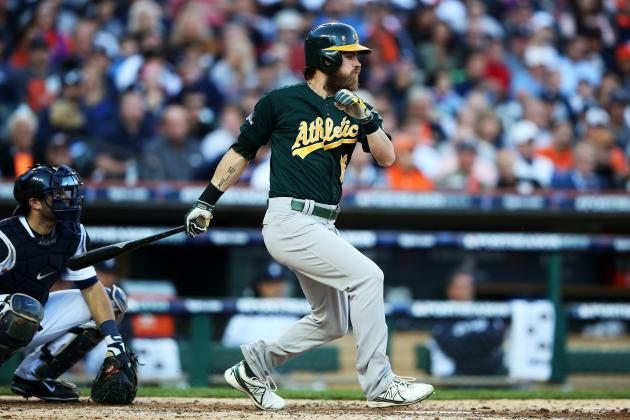 Josh Reddick Enters a Make or Break Year with Oakland A's