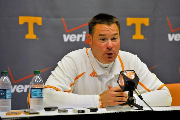 Tennessee Football Recruiting: Is Butch Jones Pulling a Nick Saban?
