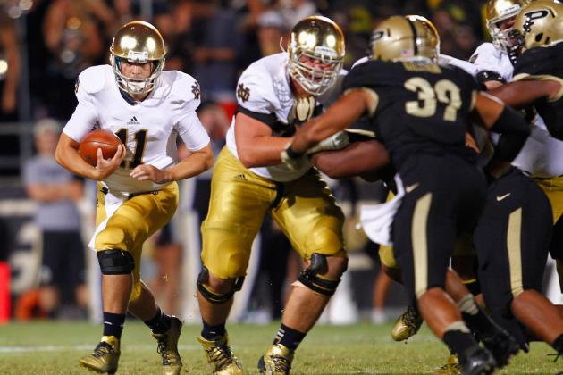 Notre Dame Football: Future of Irish-Boilermakers Series in Doubt