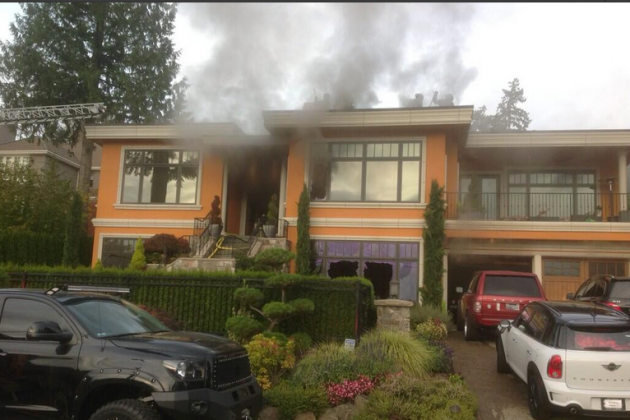 Felix Hernandez's $3.2M House in Seattle Catches Fire
