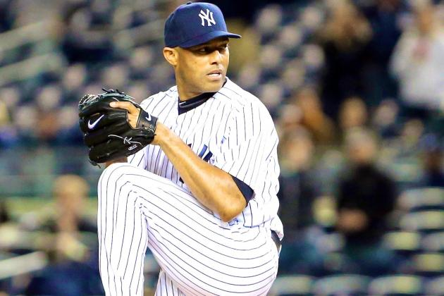 Mariano Rivera and Francisco Liriano Named MLB's Comeback Players of the Year