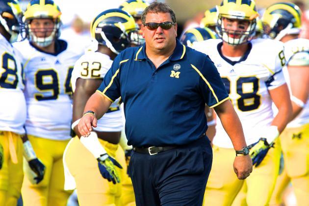 Michigan Wolverines Football Is Not 'Back' Under Brady Hoke