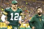 Rodgers to Work Out Tuesday, Still Not Cleared to Play