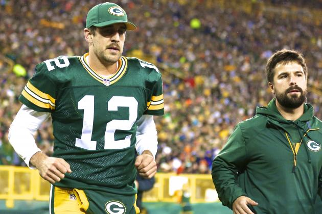 Aaron Rodgers Injury: Updates on Packers QB's Collarbone and Return