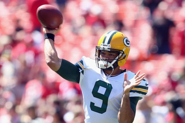 Seneca Wallace's Instant Fantasy Value After Aaron Rodgers' Injury