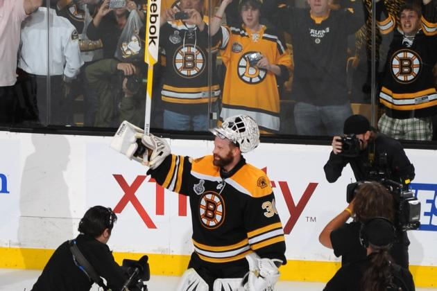 Should Boston Bruins Fans Still Hold a Grudge Against Tim Thomas?