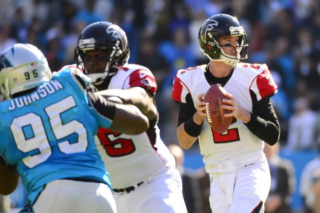 Atlanta Falcons:  What You Need to Know Heading into Week 10