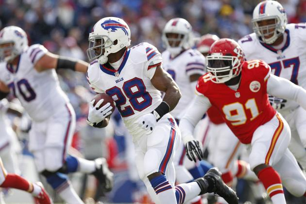 Is It Finally Safe for Fantasy Owners to Start C.J. Spiller?