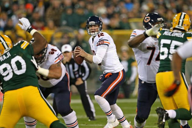 Bears vs. Packers: Live Grades and Analysis for Chicago