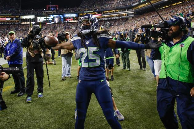 Why Richard Sherman Is the Key to Seattle Seahawks Winning the NFC West