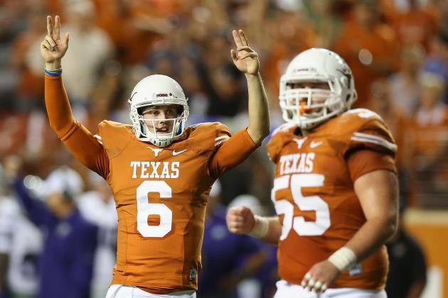 Texas Football: Can Case McCoy Really Take the 'Horns to the BCS?