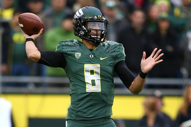Offensive Adjustments Oregon Can Make This Year Against Stanford