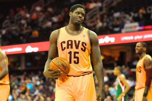 Cavs Top Pick Anthony Bennett off to Historically Rough Start