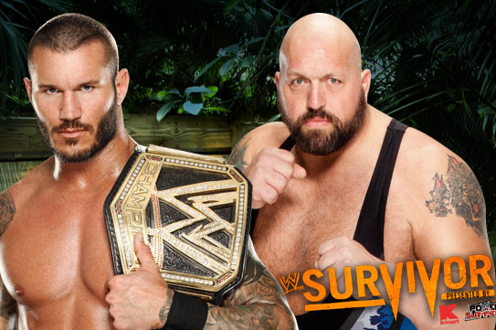 Big Show to Face Randy Orton for WWE Championship at Survivor Series PPV