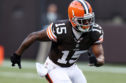 Davone Bess: Recapping Bess's Week 9 Fantasy Performance