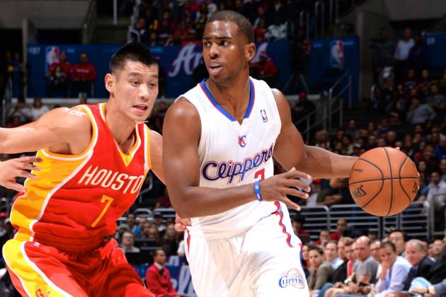Houston Rockets vs. Los Angeles Clippers: Live Score and Analysis