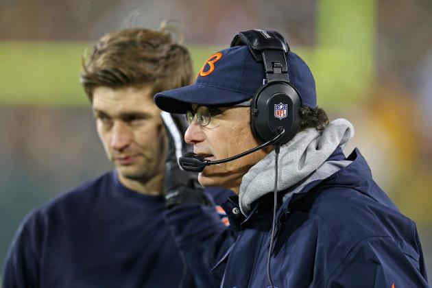Is the NFC North Marc Trestman, Bears' Division to Lose?