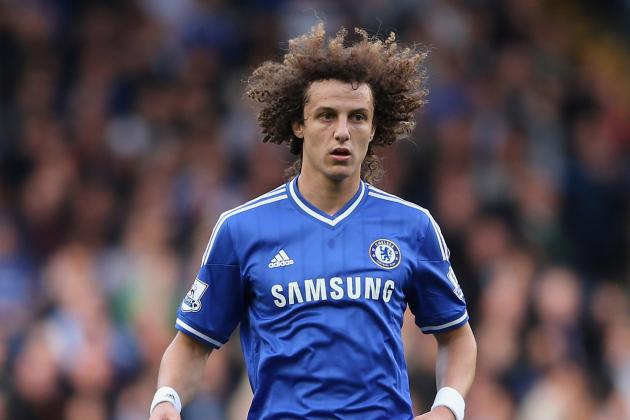Jose Mourinho Axes David Luiz from Chelsea XI