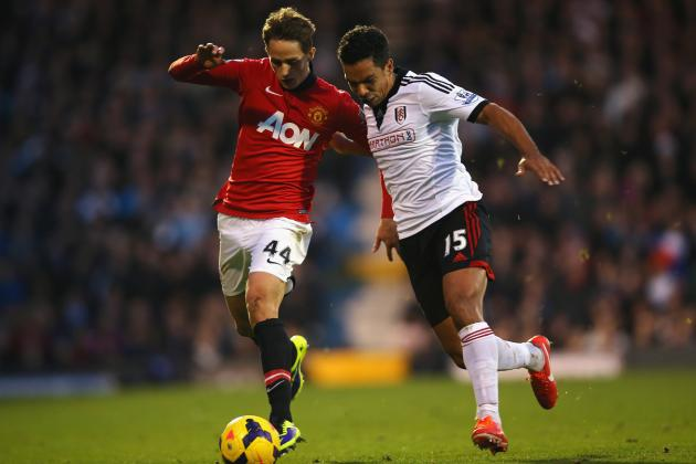 Adnan Januzaj Told to Play Like Lionel Messi at Manchester United by David Moyes
