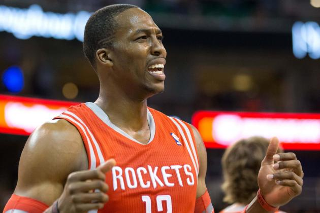 Dwight Howard Dismisses Booing Clippers Fans in His L.A. Return